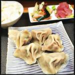 46350575 - 水餃子定食 600円