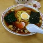 喜陽軒 - ラーメン(なんと400円)