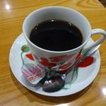 照ちゃんポピー - ホットコーヒーはLサイズだ