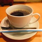 青井はなや - コーヒー