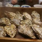 46353294 - 三重県産牡蠣の蒸物