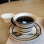 エピドルージュ - ドリンクはホットコーヒーです(2016.1.11)