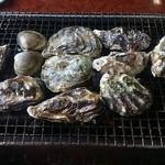 かきや汐浜 - 料理写真: