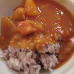 カウリキッチン - 15穀米もあり。