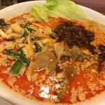 麺Dining セロリの花 - 豆乳坦々麺