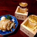 どんき - 料理写真:炙りエイヒレ