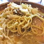 万人家 大学前店 - G麺(大盛)(2010年7月)
