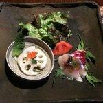 ビーマーリン - ランコースの前菜