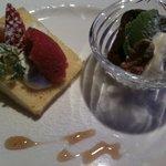 ビーマーリン - ランチコース デザート