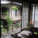 京亭 - 中庭