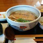 古道 - 料理写真:きつねのおうどん