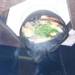 秋田きりたんぽ屋 - きりたんぽ鍋