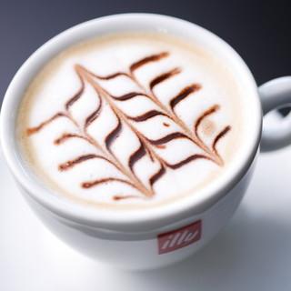 イタリア生まれの最高級品質コーヒー
