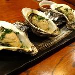 居酒屋 ごいち - 新昌牡蛎焼き・ポン酢