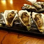 居酒屋 ごいち - 新昌牡蛎焼き・磯バター
