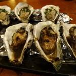 居酒屋 ごいち - 新昌牡蛎焼き