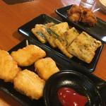 牛角ビュッフェ - ナゲット チヂミ 唐揚げ