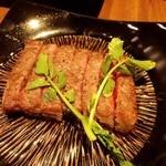 円居 - 熟成赤身肉