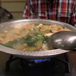 居酒屋 金太郎 - 料理写真:すっぽん鍋。