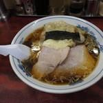 白河中華そば - 中華雲吞麺(920円)