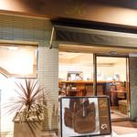 ケンズカフェ東京 - ショップ外観