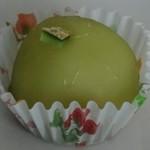 かねい フルーツ餅 松竹堂 - メロン餅