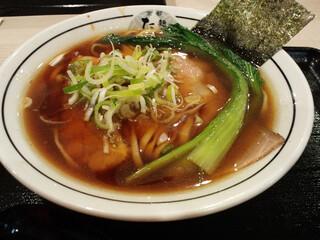 麺屋 たけ井 R1号店 - ラーメン濃口 750円