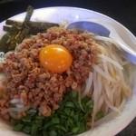 麺とび六方 - 台湾まぜそば