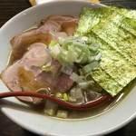 特濃中華蕎麦 いわし - 煮干しラーメン