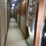 46375611 - 畳敷の廊下