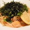 ホルトの木 - 料理写真:タイラギ貝柱とタラコの青じそ和風パスタ♡