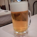 杏花楼 - 生ビール中ジョッキ