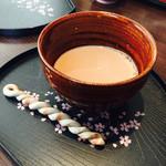 46376778 - モーニングコーヒー(カフェオレ)を選択