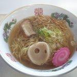 宗谷総合振興局食堂 - 料理写真:塩ラーメン
