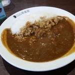 CoCo壱番屋 - 料理写真:納豆カレー+3辛+ライス100g