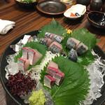 九州 熱中屋 - メニューの絵とはちょっと違う…