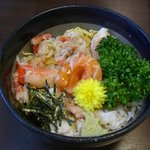 飛騨 - かに丼(定食)\820