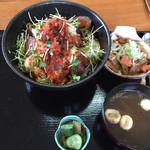 旬菜料理 秀 - 料理写真:160112 ローストビーフ丼
