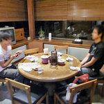 こまどり - 離れ(テーブル席)(2010年7月)