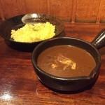 Curry庵 味蕾 - 食べログ ワンコインランチ