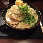 麺匠和蔵 - 和蔵と言ったらくせもの!くせになる味! スタミナつけたい人にオススメです^ ^