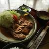 養気亭 - 料理写真:とんテキロース!柔らかくて旨い!