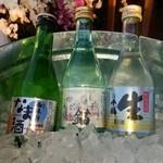 海のYEAH!!! - 地酒も多数準備