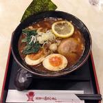 飛騨の高山らーめん - 魚介醤油ラーメン800円