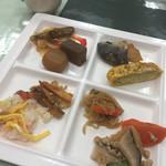 46394723 - 大人(¥1,300) 冷菜盛り付け例