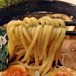 飛騨の高山らーめん - 麺