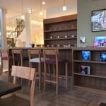 cafe 186 - 店内