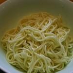 ラーメンセンター - 替玉(50円‼)
