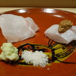 鮨 縁 - ☆鮃をそれぞれの食べ方で♪☆