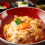 鶏月 - 料理写真:健康と美容に体にやさしい絶品親子丼